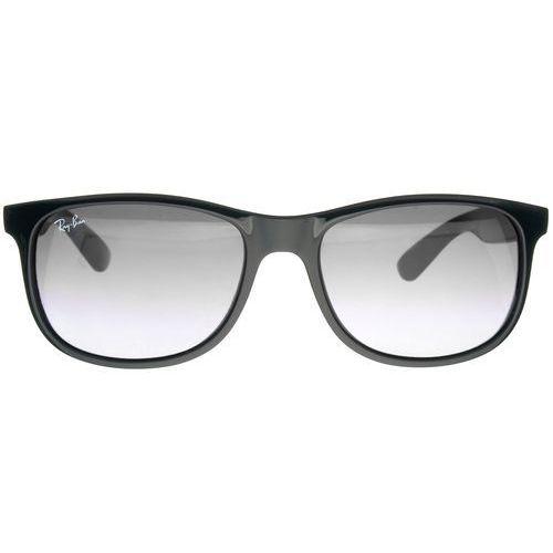 Ray-Ban RB 4202 601/8G ANDY Okulary przeciwsłoneczne + Darmowa Dostawa i Zwrot, kolor żółty