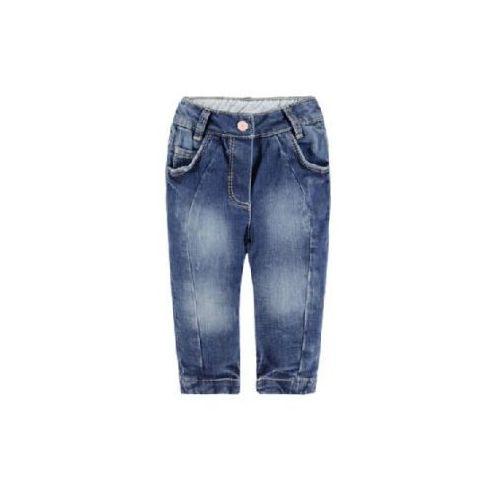 KANZ Girls Spodnie jeans blue denim (4046178222390)