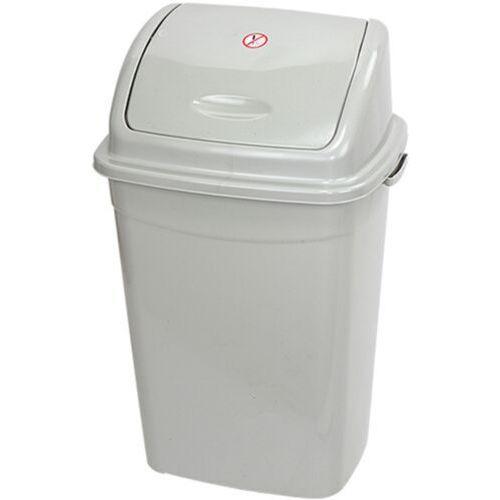 Kosz na śmieci 50 L z uchylną pokrywą Kosz na odpadki