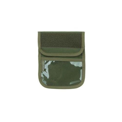 Paszportówka WISPORT PATROL cordura OLIVE GREEN (PATROL.OG) (5902431601335)