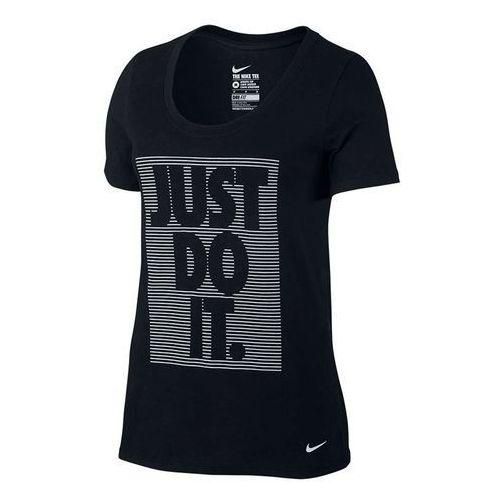 koszulka treningowa dri fit ctn jdi lne scp tee 805756 010 s marki Nike