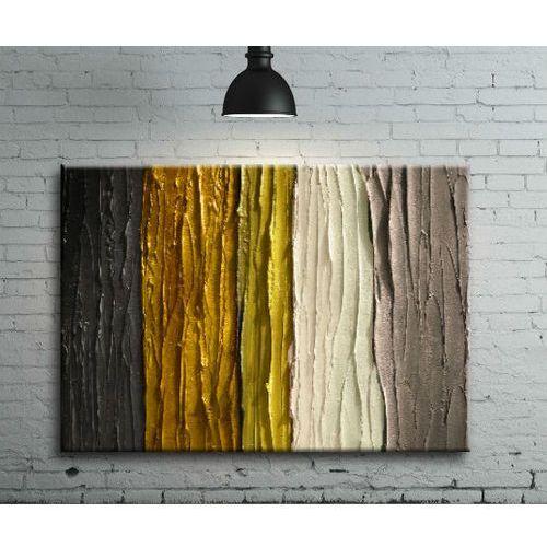 Obraz ręcznie malowany na płótnie MODNE FAKTURY 70x100cm