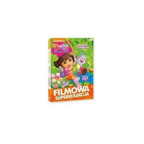 Dora poznaje świat. Pajacyk z pudełka DVD