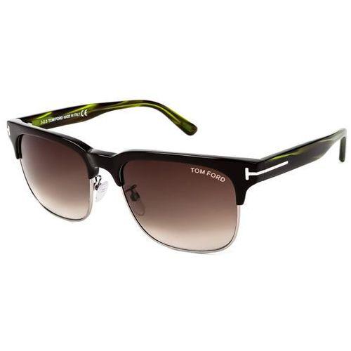 Tom ford Okulary słoneczne ft0386 louis 48k
