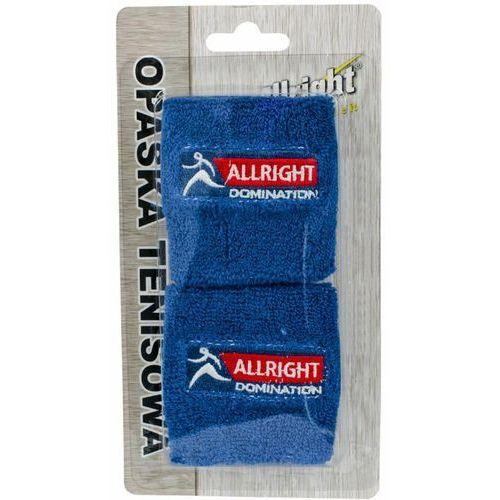 Allright Opaska na rękę 7cm blue (2010000272107)