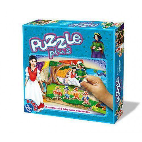 23-455401 Puzzle Królewna Śnieżka - PUZZLE DLA DZIECI