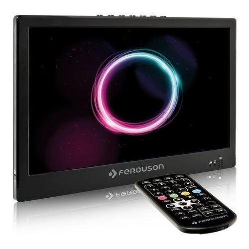 Ferguson telewizor przenośny 10 pht2-10 z dvbt (5907115003009)