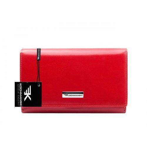 Kochmanski studio kreacji® Kochmanski portfel damski skórzany 1668 (9999001039458)