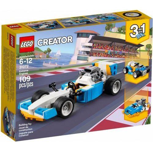 Lego Klocki creator potężne silniki