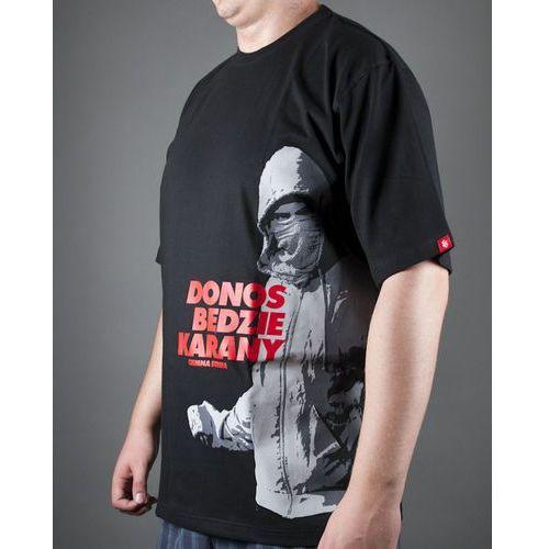 Koszulka cs donos będzie karany marki Rpk