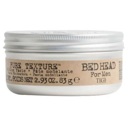 bed head pure texture - pasta do układania włosów dla mężczyzn 100 ml marki Tigi