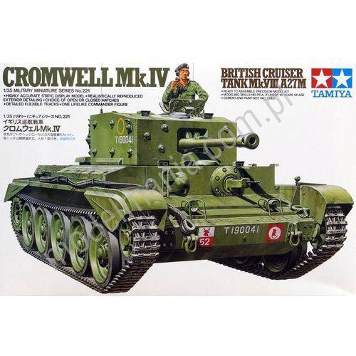 Tamiya Cromwell mk. iv cruiser tank (4950344996544)