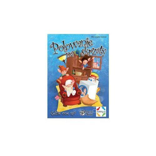 Polowanie na skrzaty - szybka wysyłka (od 49 zł gratis!) / odbiór: łomianki k. warszawy marki Hobbity