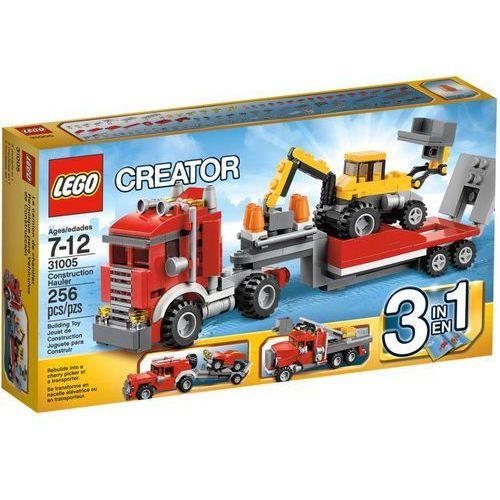Lego CREATOR Transporter 31005 wyprzedaż. Najniższe ceny, najlepsze promocje w sklepach, opinie.