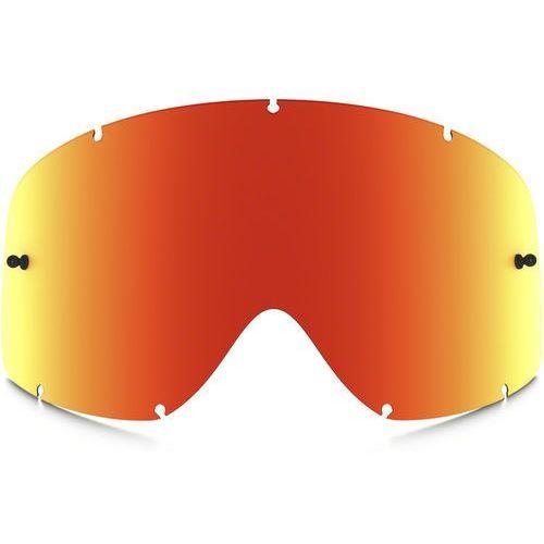 Oakley O-Frame MX żółty/pomarańczowy 2018 Akcesoria do okularów i gogli (0700285011554)