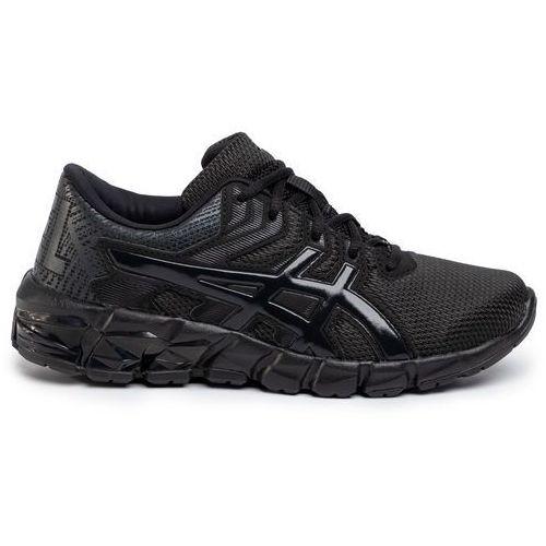 Sneakersy ASICS - Gel-Quantum 90 2 1024A038 Graphite Grey/Black 020, kolor czarny