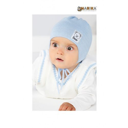 Czapka niemowlęca 5X3043 (5902361055093)