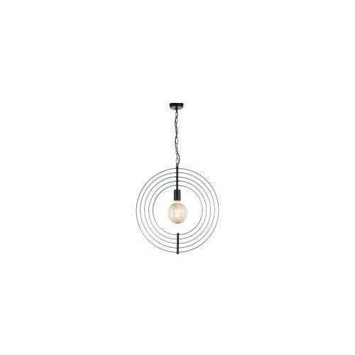 Lampa wisząca na 1 żarówkę katalonia zk-1 black 3908 marki Namat