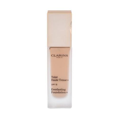 Clarins Everlasting Foundation+ SPF15 podkład 30 ml dla kobiet 110 Honey (3380814022014)