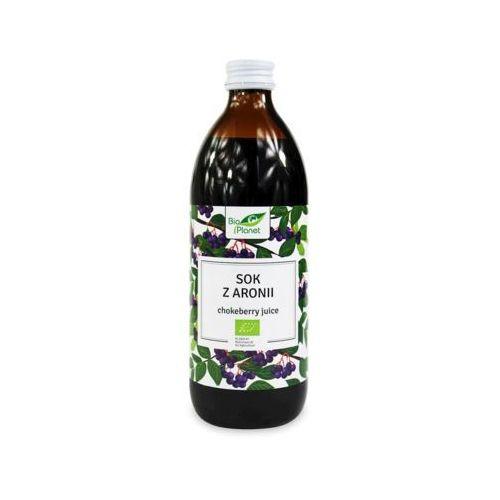 500ml sok z aronii bio marki Bio planet