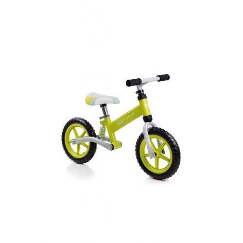 Rowerek biegowy KinderKraft EVO Green - Czarny (5902021216482)