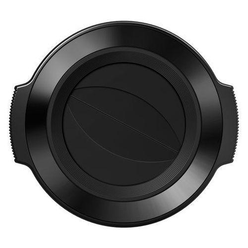 Olympus LC-37C automatyczna pokrywka na obiektyw M.Zuiko 14-42 f/3.5-5.6 EZ czarna (4545350045951)