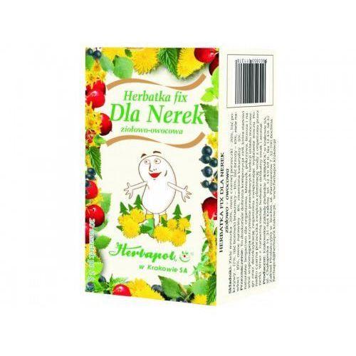 HERBATKA FIX DLA NEREK (Pozostałe leki chorób układu moczowego i płciowego)