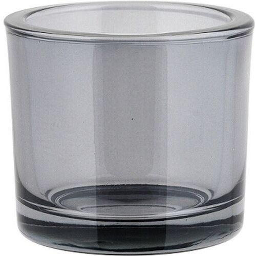 Świecznik na tealighty nero 9 cm smoke marki Blomus