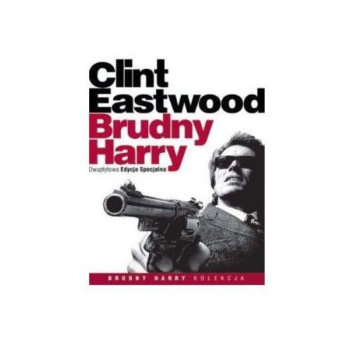 Galapagos Brudny harry (clint eastwood kolekcja, 2 dvd) dirty harry (7321909142879)