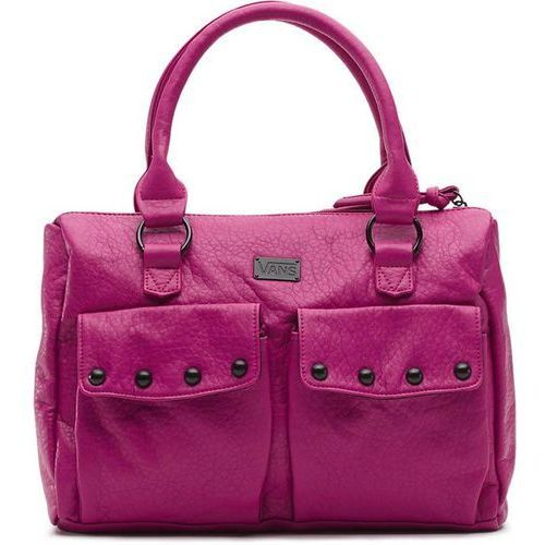 126d6a8501116 Torebka - newsome medium bag magenta haz... Producent VANS; Kolor różowy