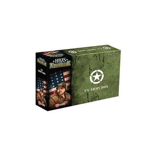 Heroes of Normandie U.S Army Box PORTAL