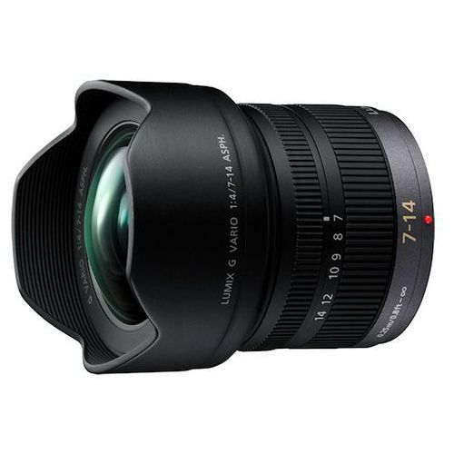 h-f007014 7-14 mm f/4,0 marki Panasonic