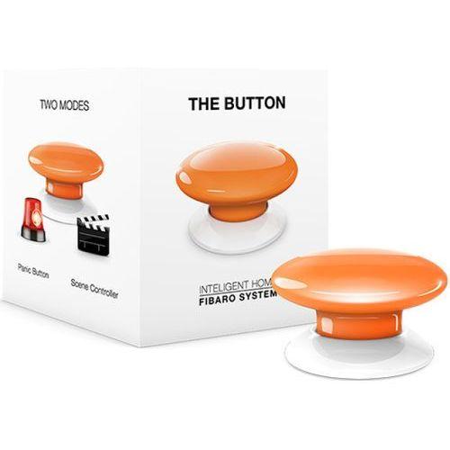 Fibaro Przycisk the button pomarańczowy