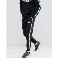 Puma taping joggers in black 85241801 - black