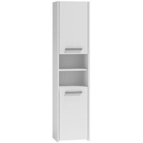 Szafka do łazienki tosca 3x - biała marki Producent: elior