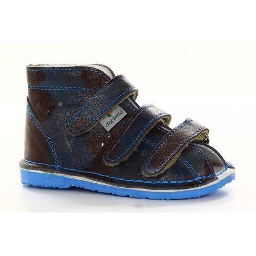 Buty profilaktyczne Danielki T105L/T115L jeans moro