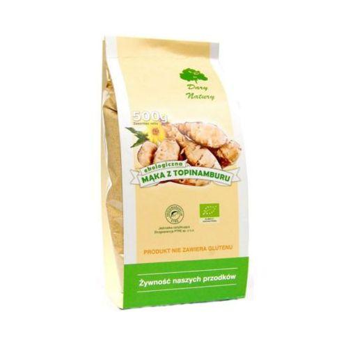 500g mąka z topinamburu bezglutenowa bio marki Dary natury