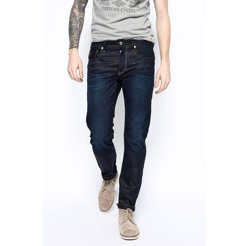 - jeansy 3301 straight marki G-star raw