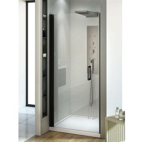 Drzwi prysznicowe 80 cm EXK-1193 Negra New Trendy UZYSKAJ RABAT W SKLEPIE, EXK-1193