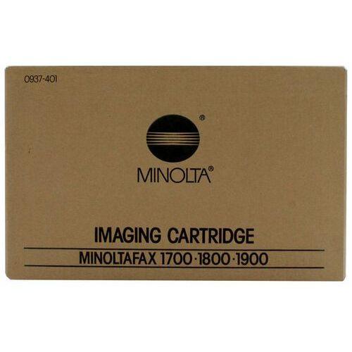 Wyprzedaż oryginał toner konica- 0937-401 do minolta fax 1700 1800 1900 | 4 500 str. | czarny black marki Minolta