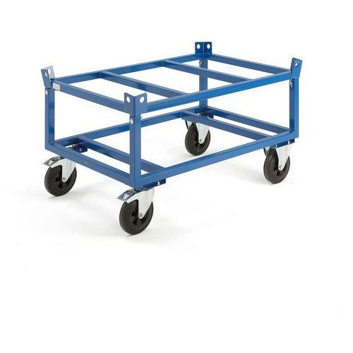 Wózek na palety bez hamulca, 25652