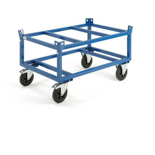 Wózek na palety bez hamulca