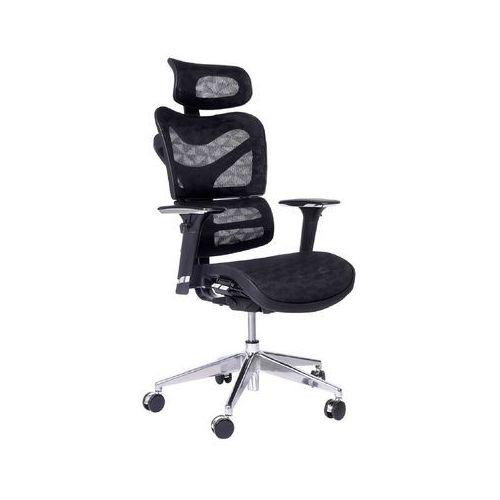 Ergonomiczny fotel biurowy ERGO 600 czarny