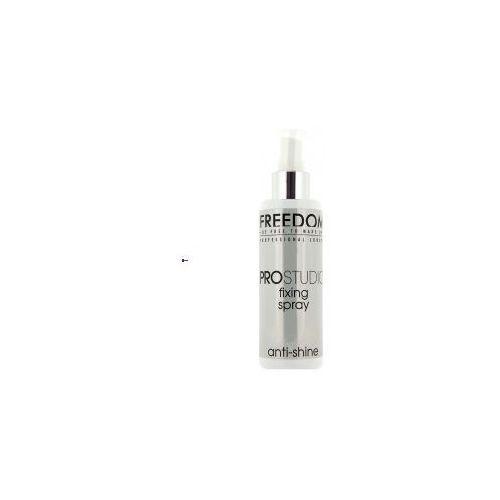 pro studio anti shine fix spray (w) utrwalacz makijażu przeciw świeceniu 100ml marki Freedom