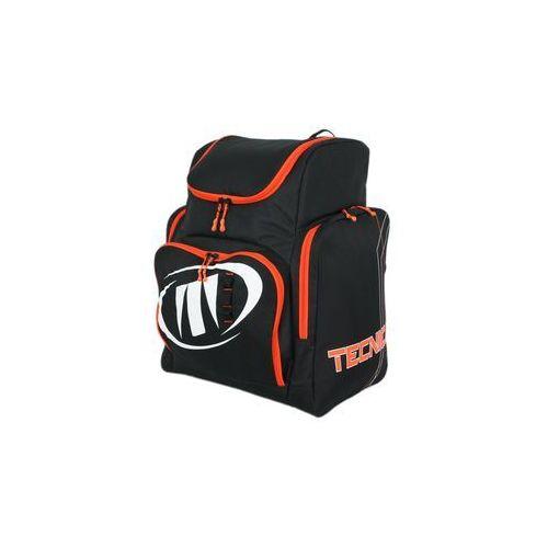 Tecnica Family team Skiboot backpack black/orange torba/ plecak pokrowiec familijny na buty narciarskie 180080, Tecnica Torba/ plecak pokrowiec familijny na buty narciarskie