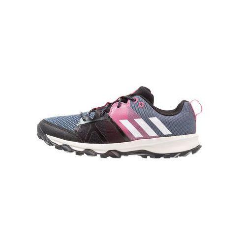 Adidas kanadia 8.1 buty do biegania dzieci różowy/czarny uk 5,5   eu 38 2/3 2018 buty terenowe