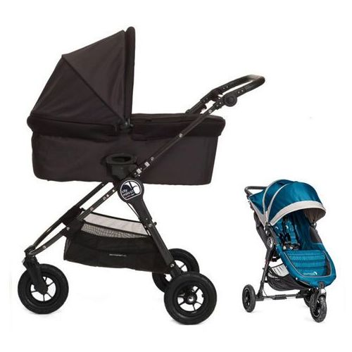 city mini gt+gondola+gratis marki Baby jogger