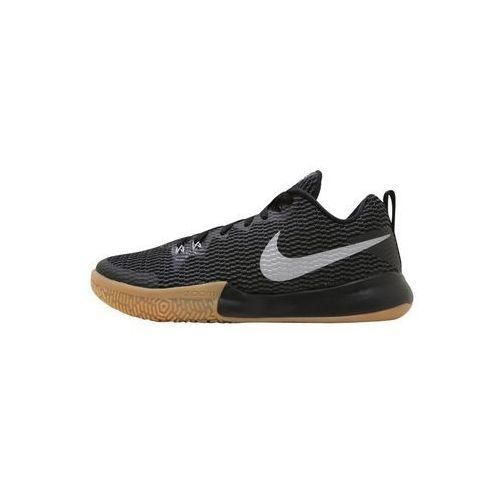 Nike Performance ZOOM LIVE II Obuwie do koszykówki black/reflect silver/anthracite (0888411819820)
