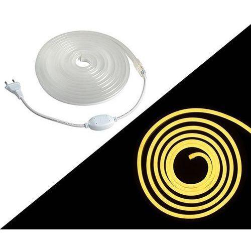Zestaw LED Neon Flex 5m ECO biały ciepły