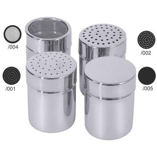 Dyspenser ze stali nierdzewnej 0,15 l o otworach 2 mm | , 1430/002 marki Contacto